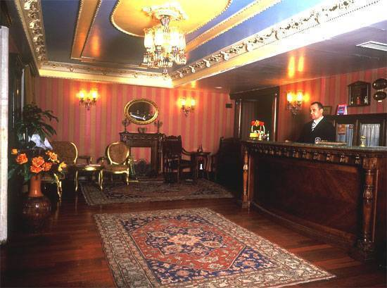 Best Western Saint Sophia Hotel, Istanbul, Turkey, find many of the best hotels in Istanbul