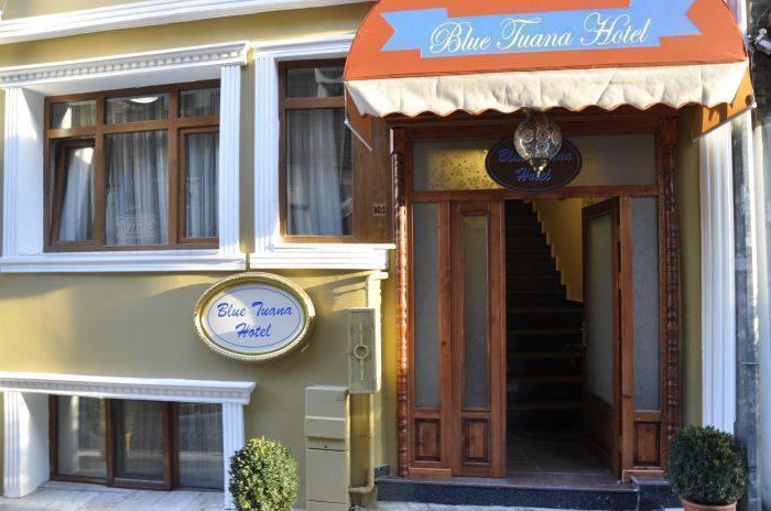 Blue Tuana Hotel, Istanbul, Turkey, 10 melhores lugares para visitar e ficar em hotéis dentro Istanbul