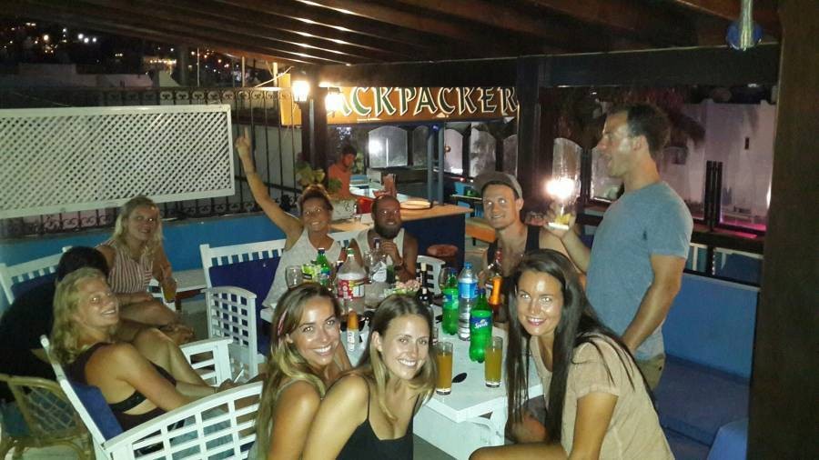 Bodrum Backpackers, Bodrum, Turkey, best hotels in cities for learning a language in Bodrum