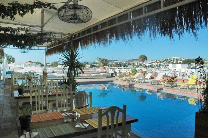 Bodrum Nova Apart Hotel, Bodrum, Turkey, best hotels for cuisine in Bodrum