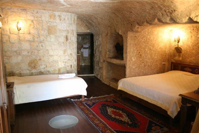 Cappadocia Palace Hostel, Nevsehir, Turkey, tips for traveling abroad and staying in foreign hotels in Nevsehir