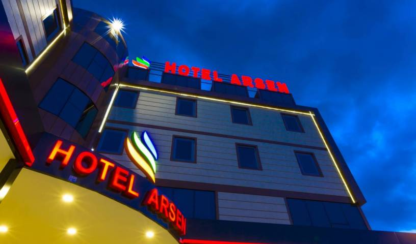 Arsen Hotel - Get low hotel rates and check availability in Arsin 24 photos