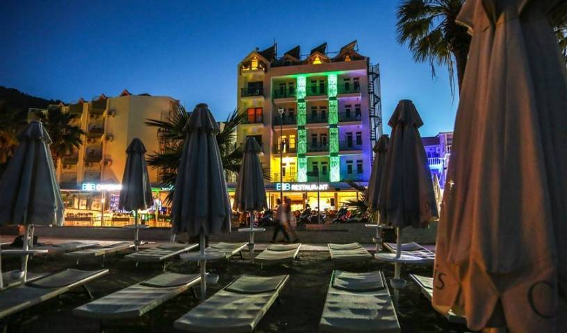 Bliss Beach Hotel - Search for free rooms and guaranteed low rates in Marmaris 20 photos