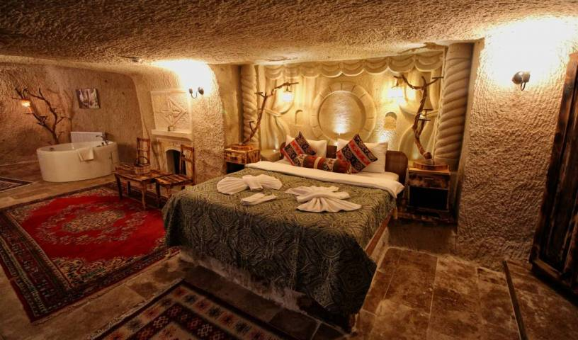 Cappadocia Ennar Cave House - Get low hotel rates and check availability in Nar 11 photos
