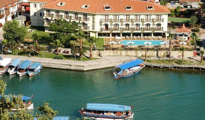 Dalyan Tezcan Hotel - Get low hotel rates and check availability in Dalyan 10 photos