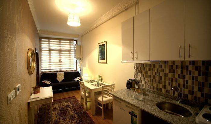 Lyon Apart Hotel - Search for free rooms and guaranteed low rates in Taksim 24 photos
