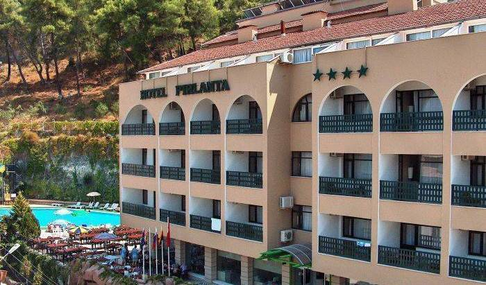 Pirlanta Hotel - Search for free rooms and guaranteed low rates in Fethiye, Fethiye, Turkey hotels and hostels 24 photos