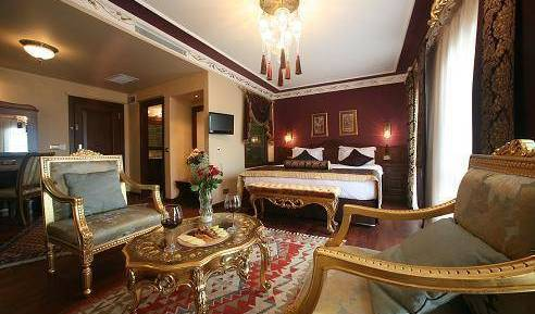 Rose Garden Suites - Get low hotel rates and check availability in Istanbul, TR 6 photos