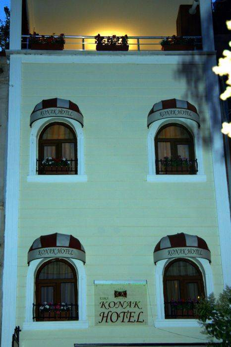 Eski Konak Hotel, Sultanahmet, Turkey, everything you need for your holiday in Sultanahmet