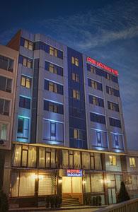 Grand Sagcanlar Hotel, Istanbul, Turkey, Turkey hotels and hostels