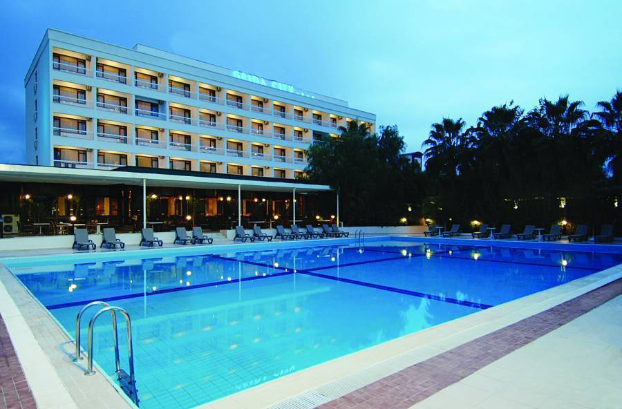Grida City Hotel, Antalya, Turkey, Turkey hotels and hostels