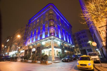 Hotel Bulvar Palas, Istanbul, Turkey, Turkey hotels and hostels