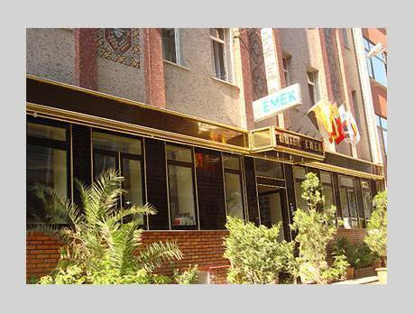 Hotel Emek, Istanbul, Turkey, first-rate vacations in Istanbul