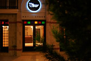 Hotel Evsen, Istanbul, Turkey, Turkey hotels and hostels