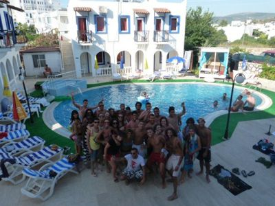 Hotel Kalender, Bodrum, Turkey, Turkey hotels and hostels