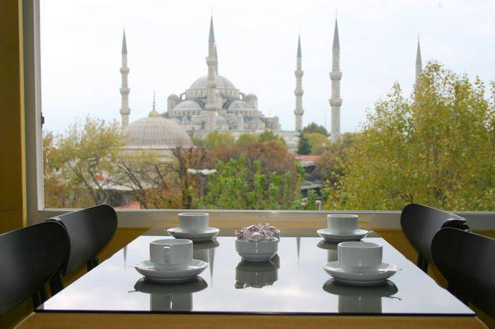 Hotel Star Holiday, Istanbul, Turkey, highly recommended travel booking site in Istanbul