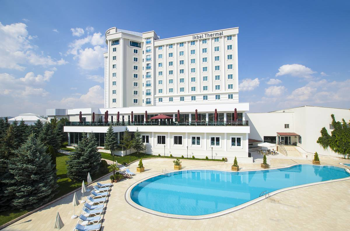 Ikbal Thermal Hotel and Spa, Afyonkarahisar, Turkey, Turkey hotels and hostels