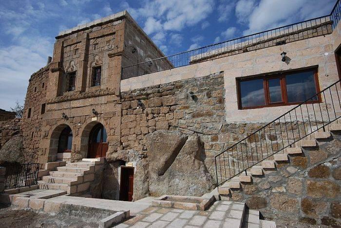 Kapadokya Ihlara Konaklari and Caves, Guzelyurt, Turkey, Turkey hotels and hostels