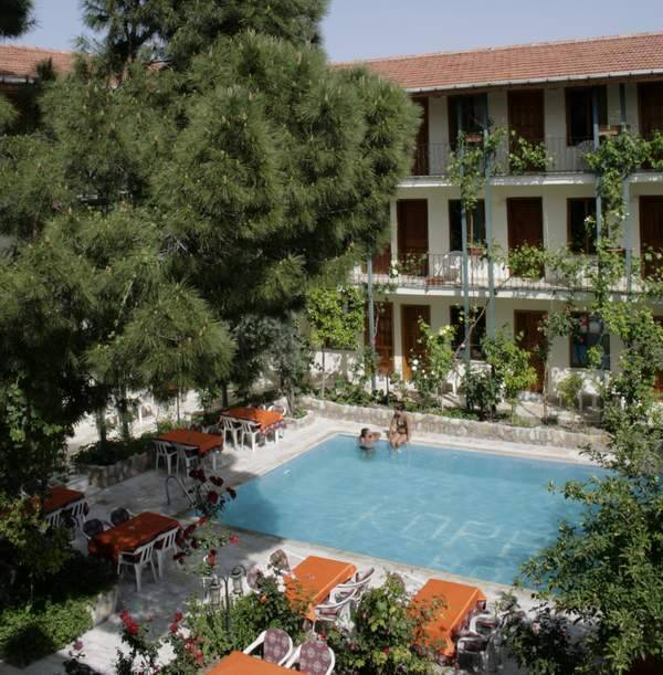 Koray Hotel, Pamukkale, Turkey, Turkey hotels and hostels