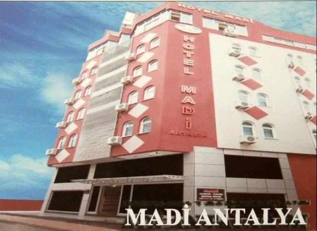 Madi Hotel, Antalya, Turkey, Turkey hotels and hostels