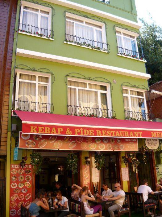 Med Cezir Hotel, Sultanahmet, Turkey, Turkey hotels and hostels
