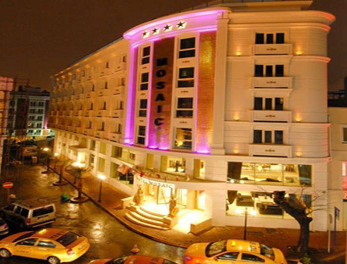 Mosaic Hotel, Istanbul, Turkey, Turkey hotels and hostels