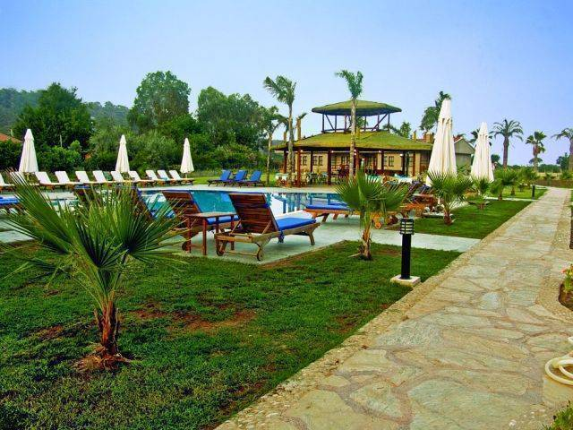 Nerissa Apart Hotel, Cirali, Turkey, Turkey hotels and hostels