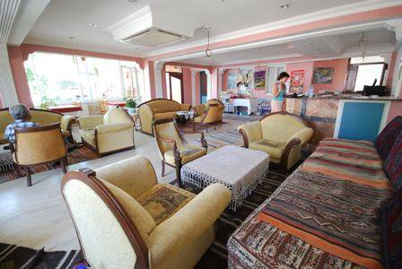 Ozbay Hotel, Pamukkale, Turkey, hostels with travel insurance for your booking in Pamukkale