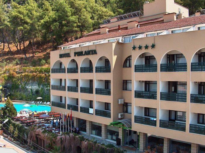 Pirlanta Hotel, Fethiye, Turkey, Turkey hotels and hostels