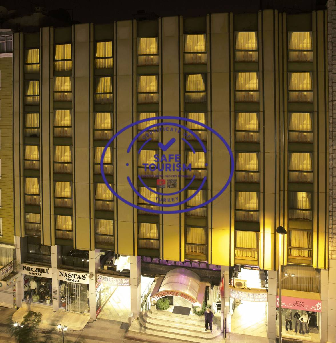 Prestige Hotel, Istanbul, Turkey, choice hostel and travel destinations in Istanbul