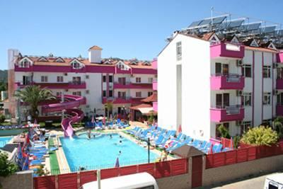 Rosy Apart Hotel, Marmaris, Turkey, Turkey отели и хостелы