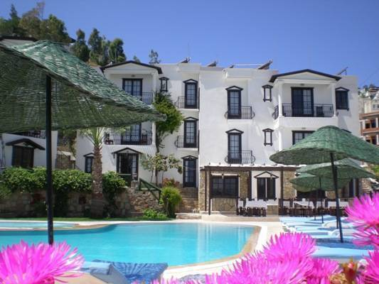 Sunny Garden Nilufer Hotel, Bodrum, Turkey, Turkey hotels and hostels