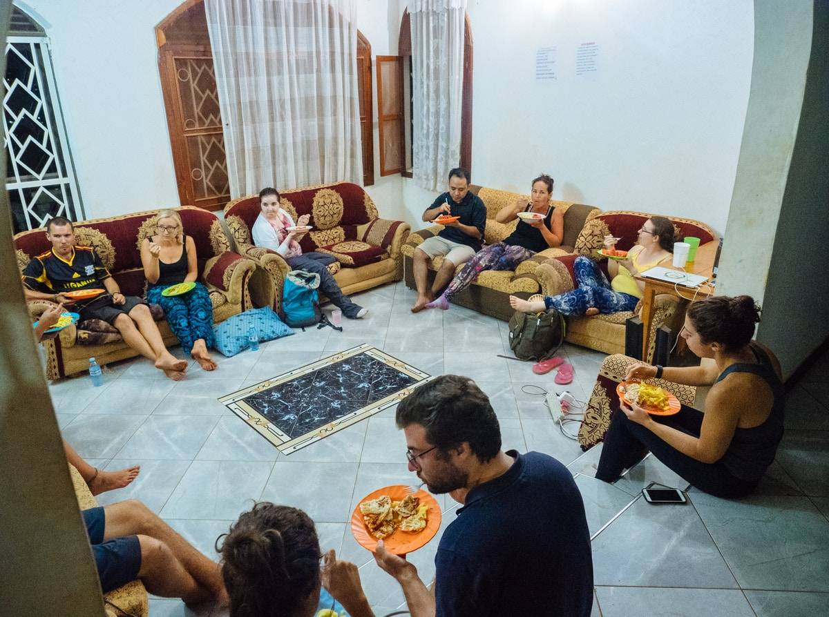 A V2U Volunteer House, Kampala, Uganda, Destinații fantastice de călătorie în Kampala