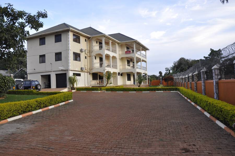 Frontiers Inn Guest House, Entebbe, Uganda, Uganda hotels and hostels