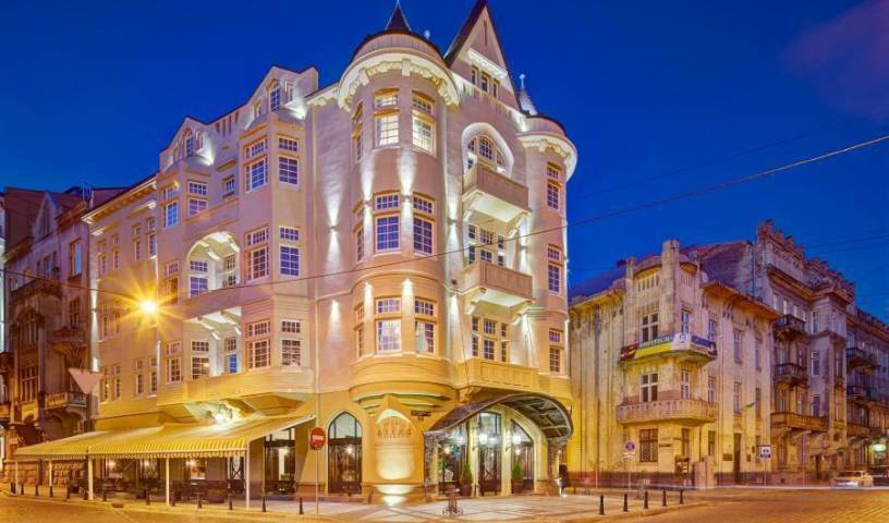Atlas Deluxe Hotel - Get low hotel rates and check availability in L'viv 13 photos