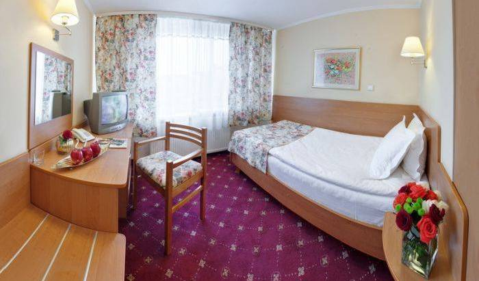 Nadia Hotel - Get low hotel rates and check availability in Ivano-Frankivs'k 18 photos