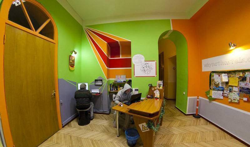 Why Not Hostel Kiev - Search available rooms for hotel and hostel reservations in Kiev 14 photos