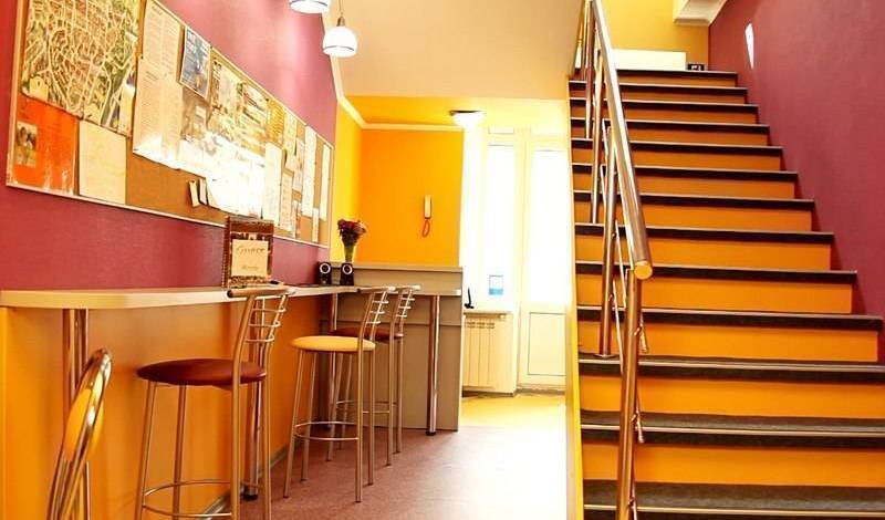 ZigZag Hostel - Search for free rooms and guaranteed low rates in Kiev 33 photos