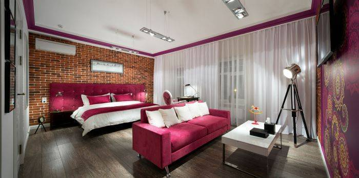 De Gaulle Boutique Hotel, Kharkiv, Ukraine, reservations for winter vacations in Kharkiv