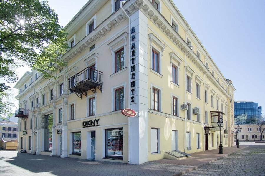Hotel Deribas, Odesa, Ukraine, Ukraine hotels and hostels