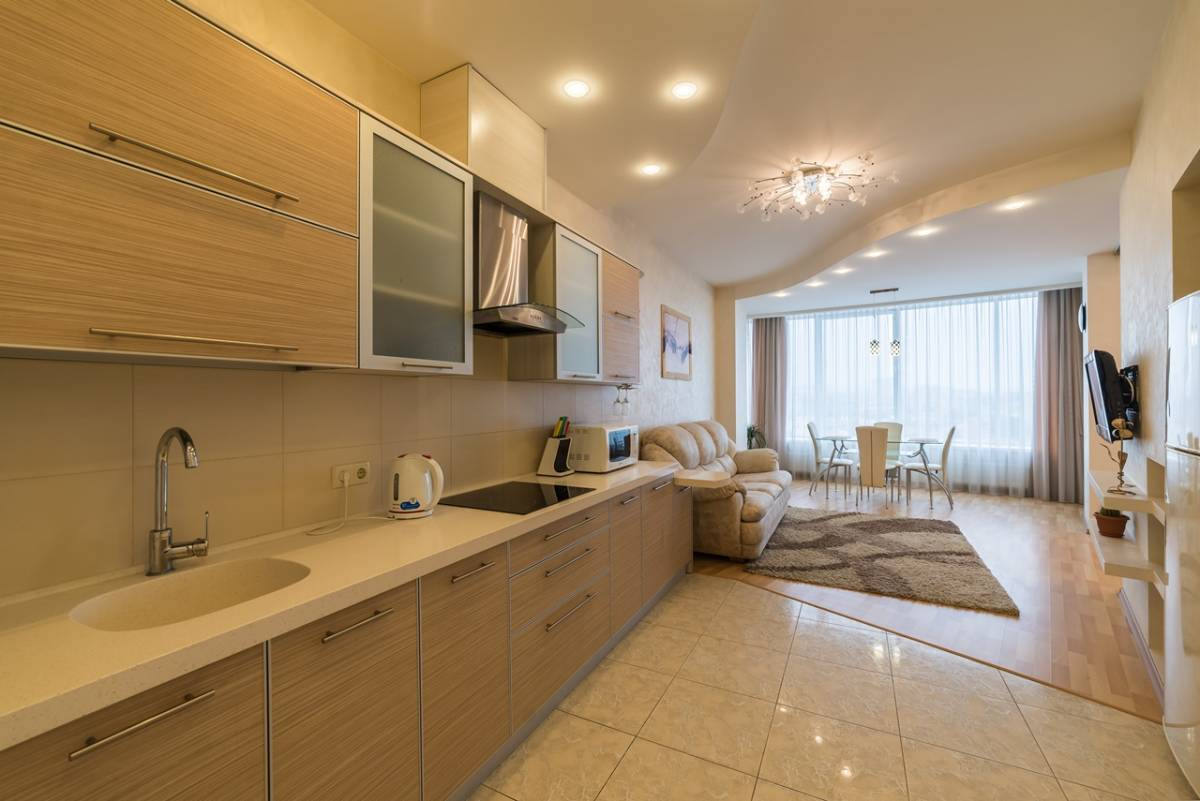 Most City Apartments, Dnipropetrovsk, Ukraine, best small town hotels in Dnipropetrovsk