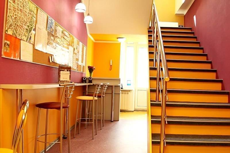 ZigZag Hostel, Kiev, Ukraine, Ukraine hotels and hostels