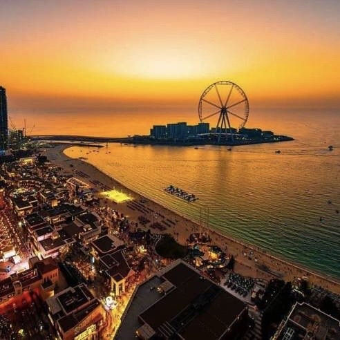 Dubai Beach Host, Dubai, United Arab Emirates, United Arab Emirates hostales y hoteles