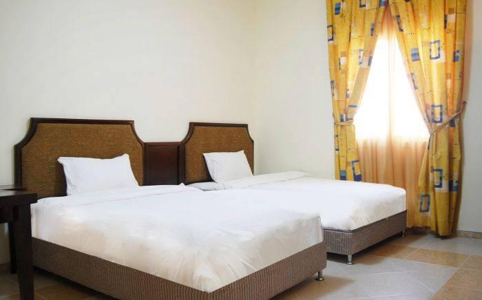 Habib Hotel Apartments, Al Rumailah, United Arab Emirates, easy travel in Al Rumailah