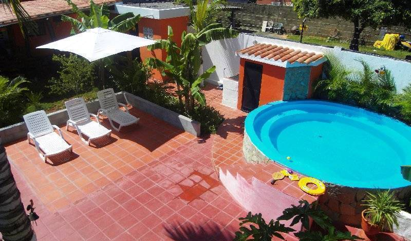 Posada Casa Rosa - Search available rooms for hotel and hostel reservations in Playa El Agua 9 photos