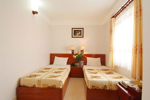 An An 2 Hotel, Thanh pho Ho Chi Minh, Viet Nam, city hostels and backpackers in Thanh pho Ho Chi Minh