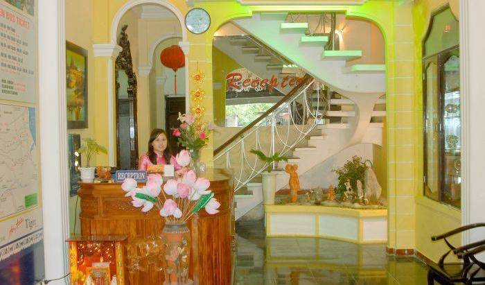 City Tour Hotel - Search available rooms for hotel and hostel reservations in Hue 4 photos