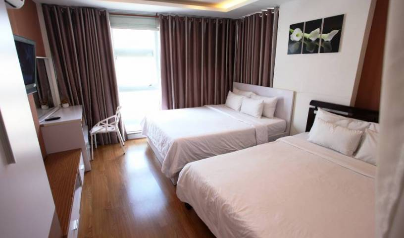 Compass Living Ben Thanh,  hotels and hostels 11 photos
