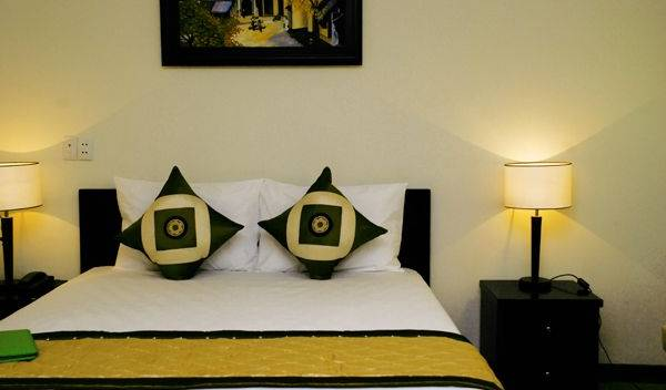 Green Suites Hotel, travel locations with hotels and hostels in Bình Dương, Viet Nam 9 photos