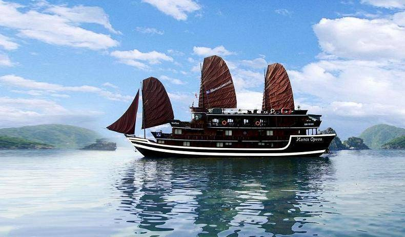 Halong Aclass Opera Cruise - Search for free rooms and guaranteed low rates in Bai Chay 15 photos